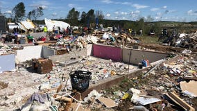 EF-3 tornado that touched down in Wheaton, Wisconsin Tuesday reached peak wind speed of 150 mph