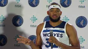 'The energy is different:' Wolves host Media Day before opening Training Camp