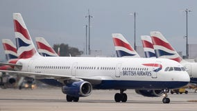 British Airways cancels 'nearly 100 percent' of flights as pilots go on strike