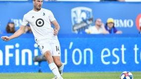 Minnesota United defender suspended, fined for performance-enhancing substance