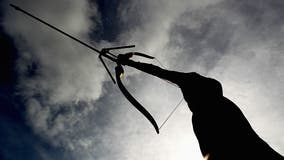 Errant arrow strikes neighbor in foot in Minneapolis neighborhood