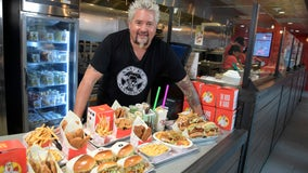 Guy Fieri's Chicken Guy! coming to Mall of America in 2020