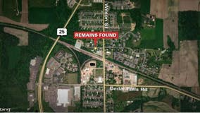 Possible human remains found in wooded area in Menomonie, Wisconsin