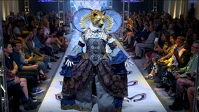 Season 2 costumes dazzle at 'The Masked Singer' fashion show