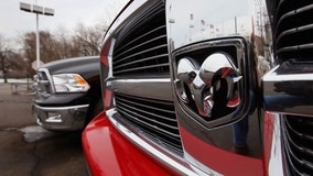 Ram expands recall of pickup trucks to 2.4 million for tailgate that can open while driving