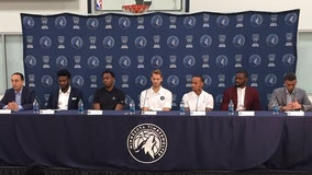 'We all have something to prove': Timberwolves introduce 5 new 'hungry' players