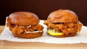 'Try our new BYOB': Popeyes tells customers they can bring their own bun to make chicken sandwiches
