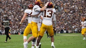 Gophers' Tanner Morgan named Big Ten Co-Offensive Player of the Week