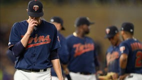 Cleveland beats Twins 7-5, AL Central lead down to 1