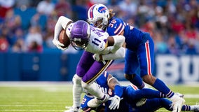 Treadwell getting a 'fresh start,' Sherels feels at home with Vikings