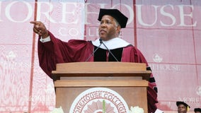 Billionaire fulfills promise to pay off student loans for Morehouse Class of 2019