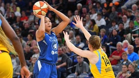 Lynx forward Napheesa Collier wins WNBA Rookie of the Year