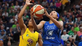 Lynx rookie Napheesa Collier named WNBA All-Star
