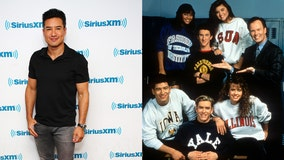 Mario Lopez hints at possible 'Saved by the Bell' reunion
