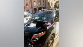 Man arrested for allegedly throwing Lyft scooter onto Minneapolis police squad car