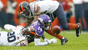 Vikings WR Stefon Diggs misses practice for 'non-injury' reasons