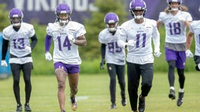 Report: Vikings bring back Laquon Treadwell with Chad Beebe hurt