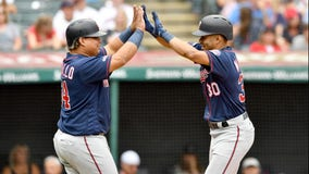 Twins take 2 of 3 in Cleveland, lead AL Central by 4.5 games