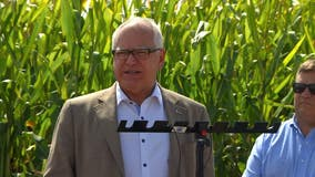 Gov. Walz signs order creating Governor's Biofuels Council