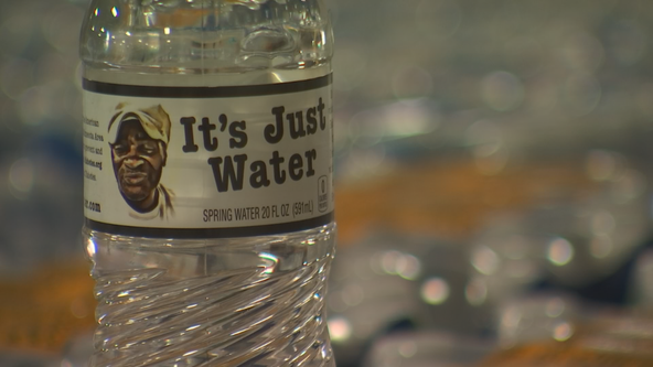After diabetes diagnosis, Minneapolis man sells water, urges people to stop drinking soda