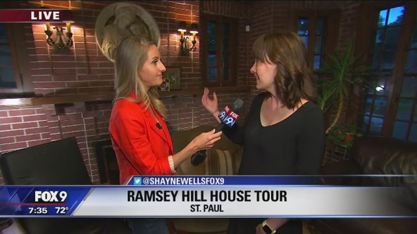Touring the historic homes of Ramsey Hill
