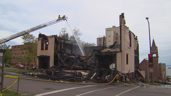 Police don't believe Duluth synagogue fire was a hate crime, investigation continues