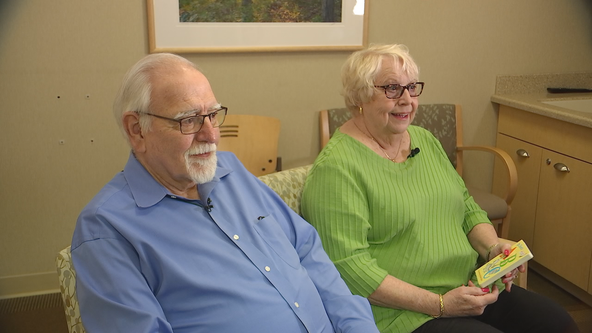 Wife's quick action helps prevent long-term effects after stroke for Blaine city councilman