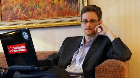 DOJ files civil suit against Edward Snowden over new memoir