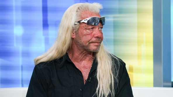 Dog the Bounty Hunter says 'broken heart' led to his recent hospitalization