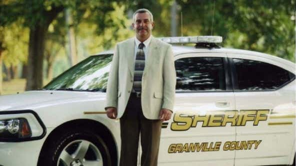 North Carolina sheriff indicted in plot to kill former deputy over racially charged recording