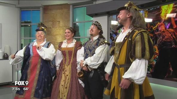 Renaissance Festival kicks off 2019 season