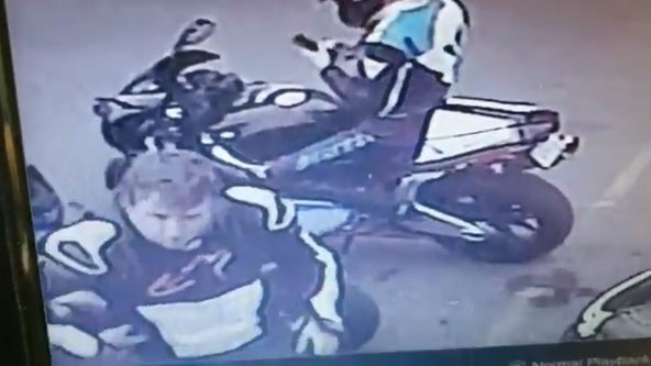 Deputies search for biker involved in chase in North Branch, Minn.