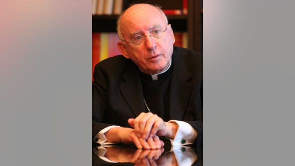 Former Twin Cities Archbishop Harry Flynn dies at 86