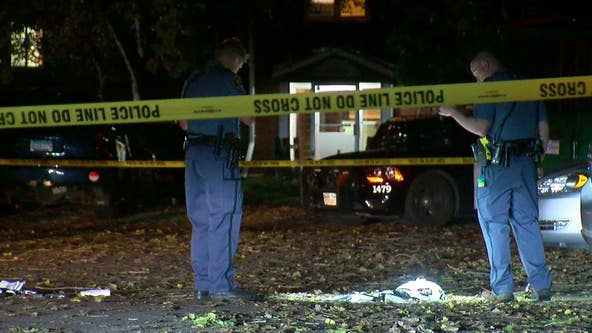 1 in stable condition after shooting in St. Paul parking lot