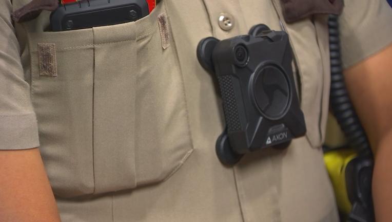 Ramsey County Body cameras