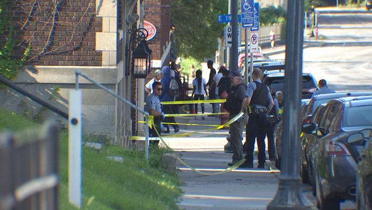 Minneapolis Police investigate homicide
