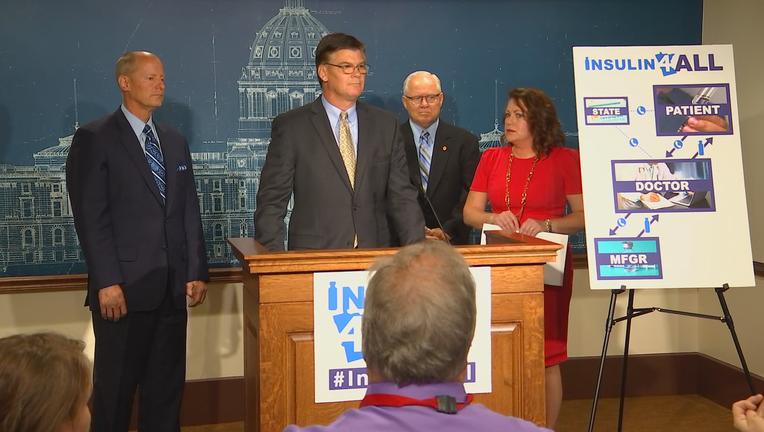 MN GOP unveils insulin affordability plan