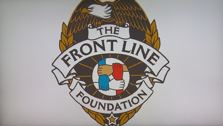 Front Line Foundation logo