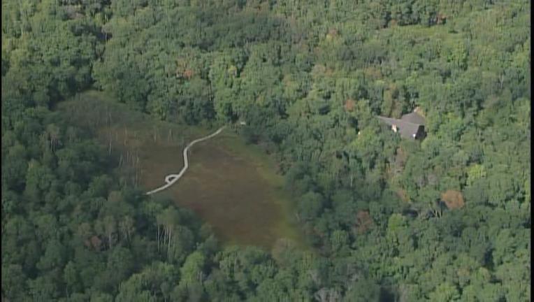 Warner Nature Center (aerial view)