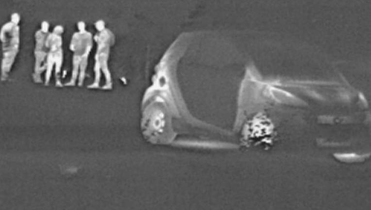Golden Valley Thermal Image