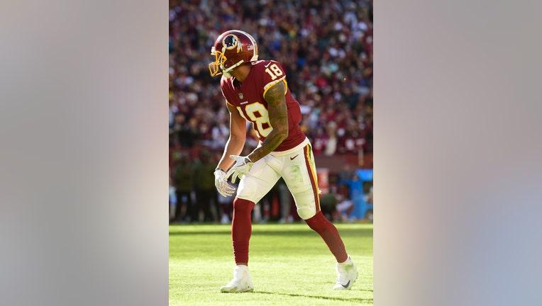 Vikings WR Josh Doctson