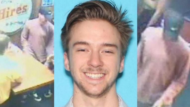 Lavoie missing UMD student