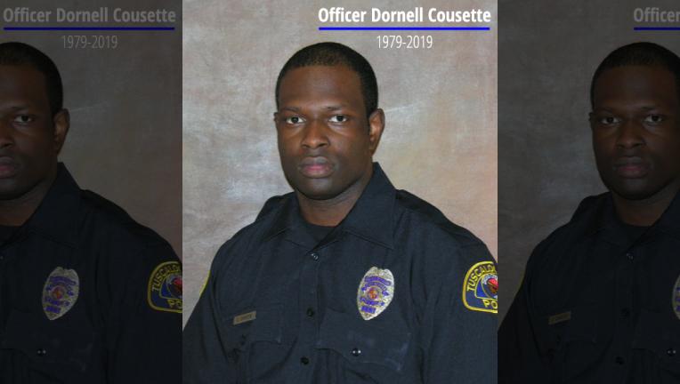 Officer Dornell Cousette