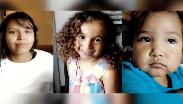 Missing Cloquet children