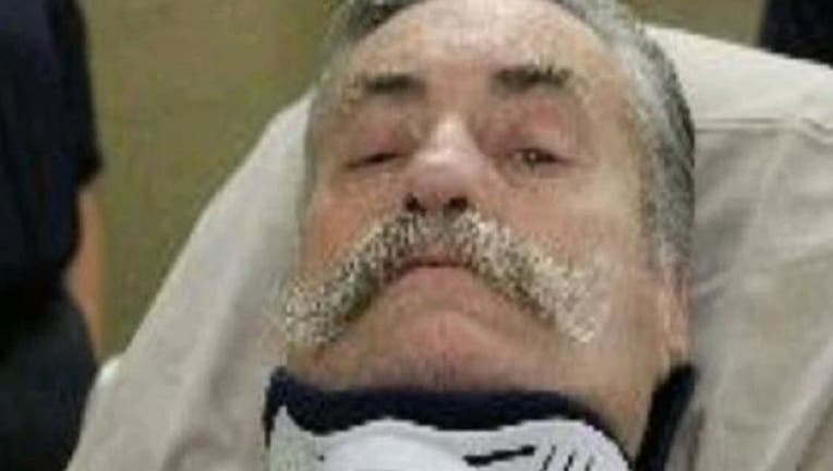 Henry Herbig, 65, was paralyzed when his alleged plot to kill his estranged wife backfired earlier this month. (Virginia Beach Sheriff's Office)