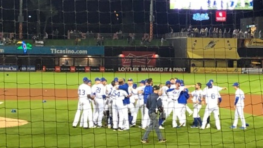 St. Paul Saints win first championship in 15 years