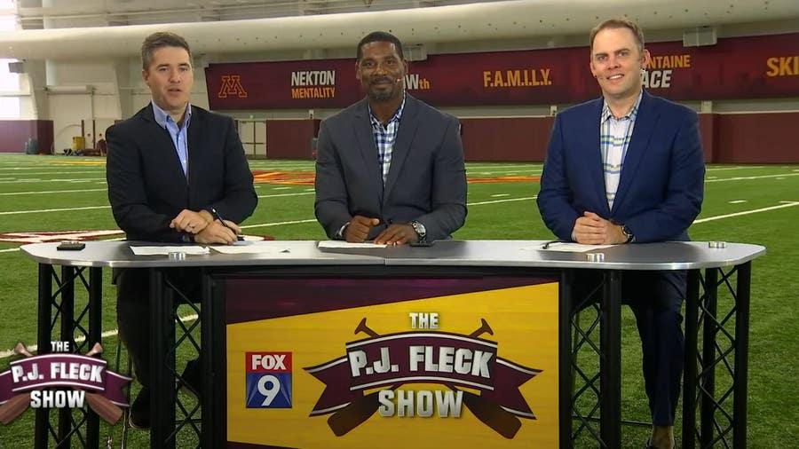 P.J. Fleck Show: Big win heading into bye week