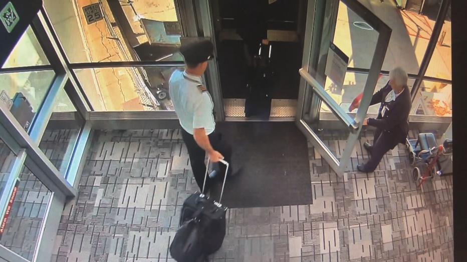 Delta pilot surveillance