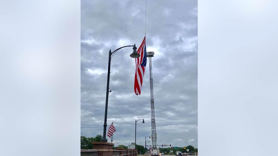 Coon Rapids 9/11 remembrance