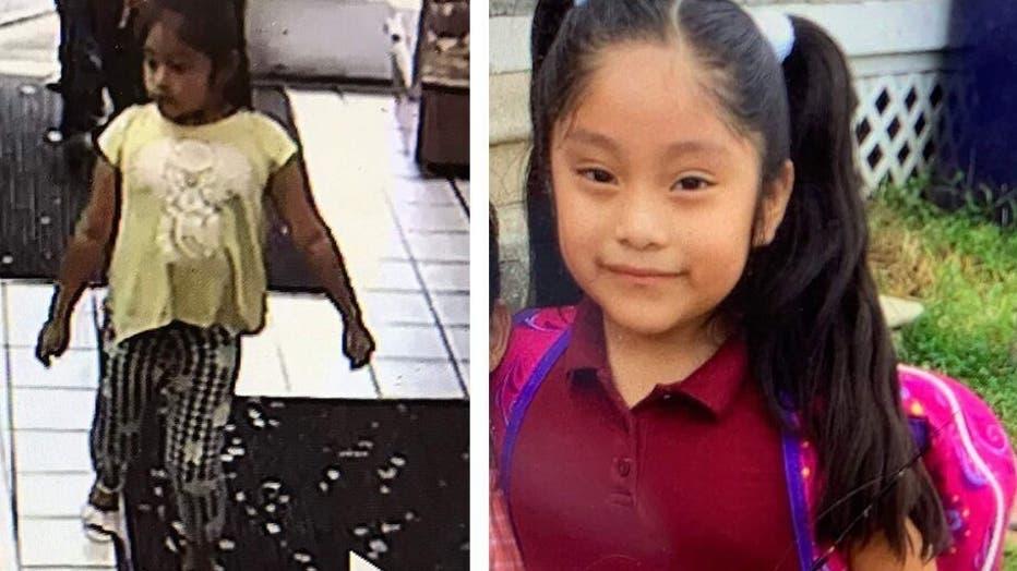 Dulce Maria Alavez, 5, vanished from Bridgeton City Park on Monday afternoon.